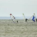 Zatoka , widok z Kwatery u Rybaka